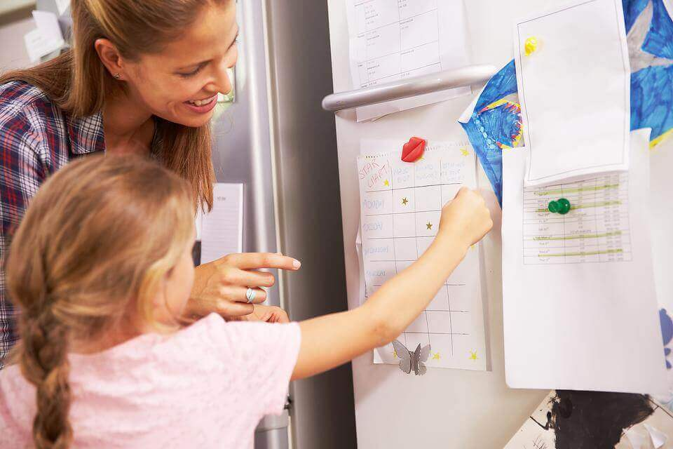 Positive Reinforcement with Kids