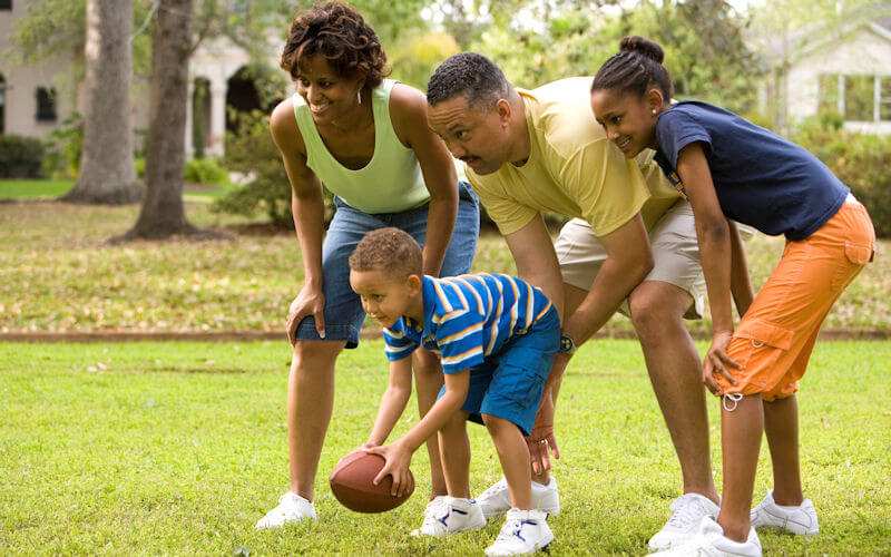 Fit Tips for the Family