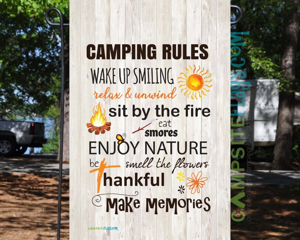 6 tips to make your next camping trip a dream