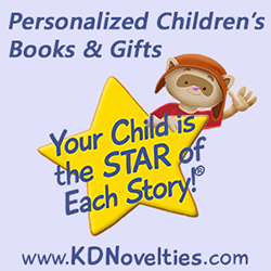 Personalized Children's Books, Music and Gifts
