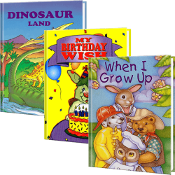 12 Month Personalized Children's Book Club